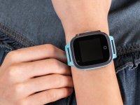 Garett 5903246286847 Smartwatch Garett Kids Spark 4G niebieski zegarek sportowy Dla dzieci