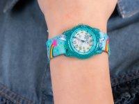 niebieski Zegarek Timex Dla dzieci TW7C25600 - duże 6