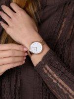 Obaku Denmark V173LXVWMV zegarek różowe złoto fashion/modowy Slim bransoleta