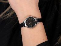 Opex X4031LA1 zegarek srebrny klasyczny Amy pasek