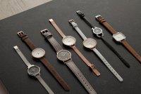 Opex X4034MA2 zegarek srebrny klasyczny Amy bransoleta