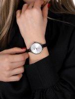 Opex X4051LA1 zegarek srebrny klasyczny See You Soon pasek