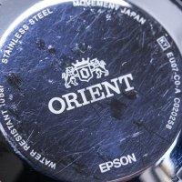 Orient FEU07005WX-POWYSTAWOWY męski zegarek Sports bransoleta