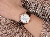 Orient RA-AC0010S10B zegarek różowe złoto klasyczny Classic pasek