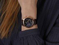 Orient RA-AG0017Y10B Blue Moon II Automatic Contemporary klasyczny zegarek różowe złoto