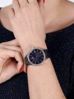 Orient RA-AK0006L10B Contemporary klasyczny zegarek srebrny
