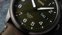 Oris 01 752 7760 4287-SET Big Crown ProPilot Oris TLP Limited Edition zegarek męski klasyczny szafirowe