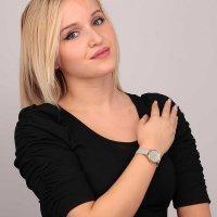 OUI  ME ME010271 zegarek różowe złoto klasyczny Bichette bransoleta