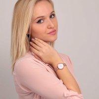 OUI  ME ME010272 zegarek złoty klasyczny Bichette bransoleta