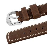 Hirsch 14502110-2-20 pasek do zegarka męski