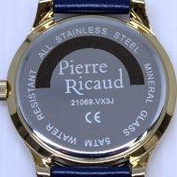 Pierre Ricaud P21069.1N55QFZ-POWYSTAWOWY zegarek damski Pasek