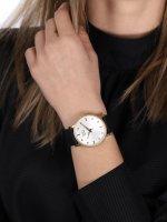 Pierre Ricaud P21072.1293Q damski zegarek Pasek pasek