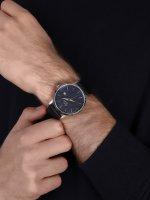 Pierre Ricaud P91023.5215Q męski zegarek Pasek pasek
