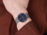 Pierre Ricaud P91078.5155Q męski zegarek Bransoleta bransoleta
