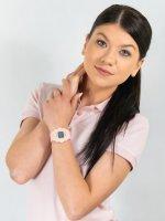 pomarańczowy Zegarek Casio Baby-G BLX-570-4ER - duże 4