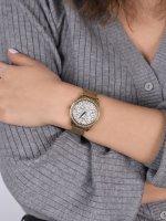 QQ QZ59-061 damski zegarek Damskie bransoleta
