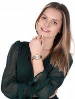 QQ S397-001 damski zegarek Damskie bransoleta