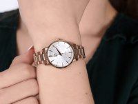 QQ S399-011 damski zegarek Damskie bransoleta