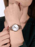 QQ S399-011 zegarek klasyczny Damskie