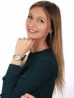 Anne Klein AK-3680MPGB zegarek damski Bransoleta