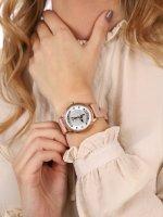 Timex TW2U54700 damski zegarek Celestial Automatic pasek