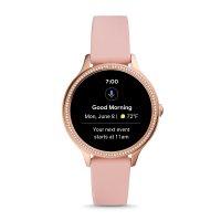 zegarek Fossil Smartwatch FTW6066 różowe złoto Fossil Q