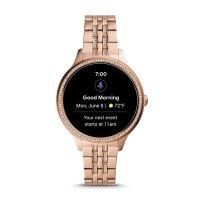 zegarek Fossil Smartwatch FTW6073 różowe złoto Fossil Q