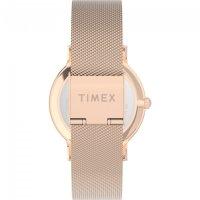 różowe złoto Zegarek  Full Bloom TW2U19000 - duże 9