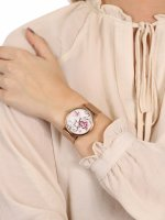 różowe złoto Zegarek  Full Bloom TW2U19500 - duże 5