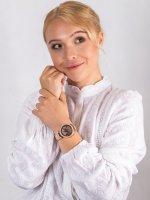 różowe złoto Zegarek  Parker MK6530 - duże 4
