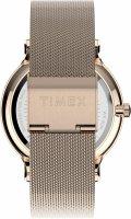 zegarek Timex TW2T74500 różowe złoto Transcend