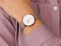 zegarek Cluse CW0101208001 różowe złoto Triomphe