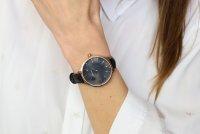 różowe złoto Zegarek Adriatica Pasek A3433.921MQ - duże 9
