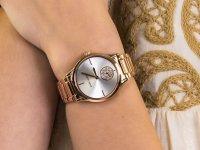różowe złoto Zegarek Anne Klein Bransoleta AK-3416SVRG - duże 6