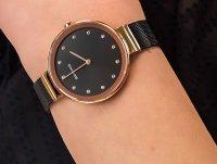 różowe złoto Zegarek Bering Classic 12034-166 - duże 6