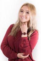 różowe złoto Zegarek Bering Classic 14531-363 - duże 4