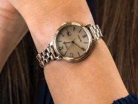 różowe złoto Zegarek Citizen Elegance EW2443-80X - duże 6