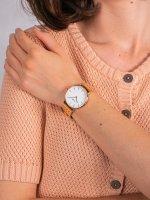 różowe złoto Zegarek Cluse La Boheme CW0101201024 - duże 5