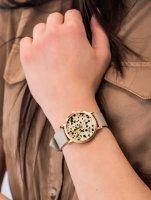 różowe złoto Zegarek Cluse La Roche CL40106 - duże 5