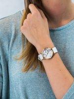 różowe złoto Zegarek Cluse La Roche CL40110 - duże 5