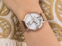 różowe złoto Zegarek Cluse La Roche CW0101204001 - duże 6