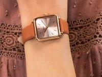 różowe złoto Zegarek Cluse La Tetragone CW0101207008 - duże 6
