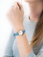 różowe złoto Zegarek Cluse La Vedette CL50026 - duże 5