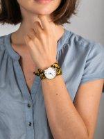 różowe złoto Zegarek Cluse Minuit CL30057 - duże 5
