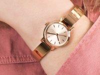 różowe złoto Zegarek DKNY Bransoleta NY2308 - duże 10