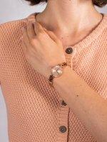różowe złoto Zegarek DKNY Bransoleta NY2826 - duże 5