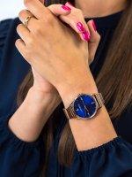 różowe złoto Zegarek Esprit Damskie ES1L032E0085 - duże 5