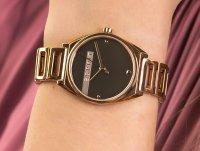 różowe złoto Zegarek Esprit Damskie ES1L058M0035 - duże 6