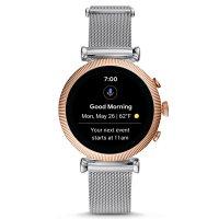 zegarek Fossil Smartwatch FTW6043 różowe złoto Fossil Q