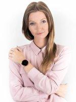 zegarek Garett 5903246286526 kwarcowy damski Damskie Smartwatch Garett Lady Lira różowy